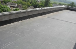Centenary Mill – Replacement Flat Roof