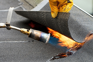 Torch on Felt Roofing Sunderland