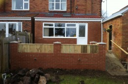House Extension –  Sunderland
