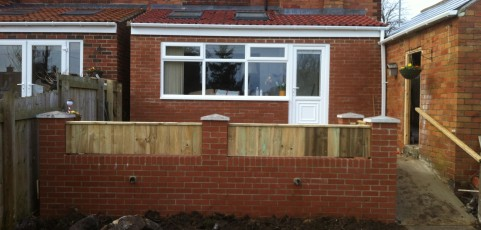 House Extension –  Sunderland