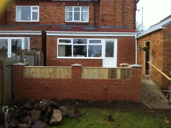 Sunderland house extension