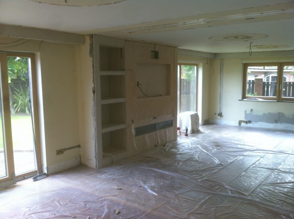 Interior building work Sunderland