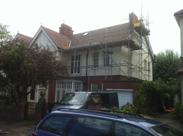 House refurbishment in Jesmond