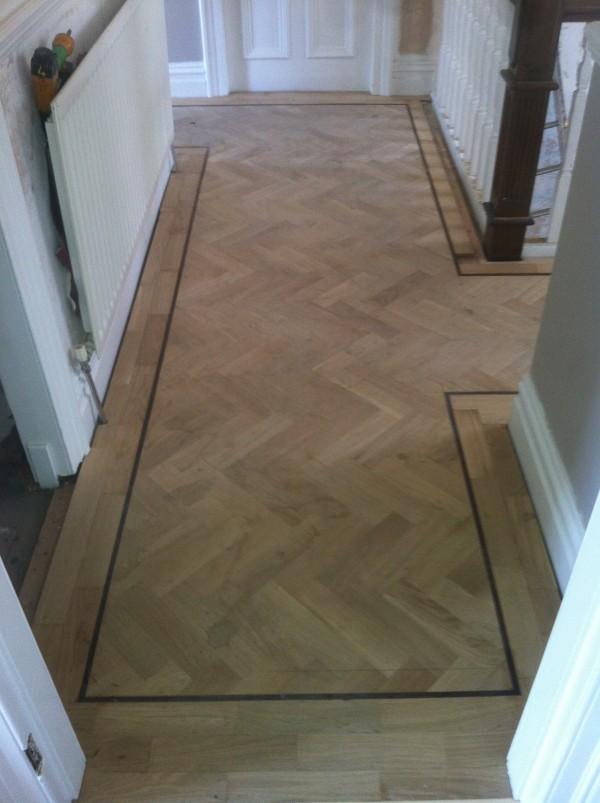 Parquet flooring Jesmond