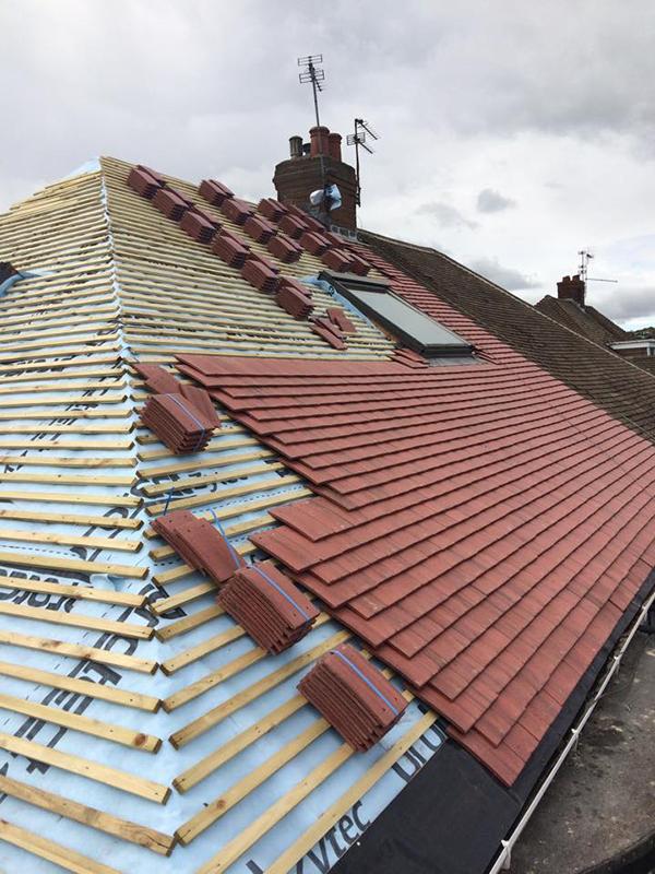 New Tiled Roof Sunderland Roofing Sunderland