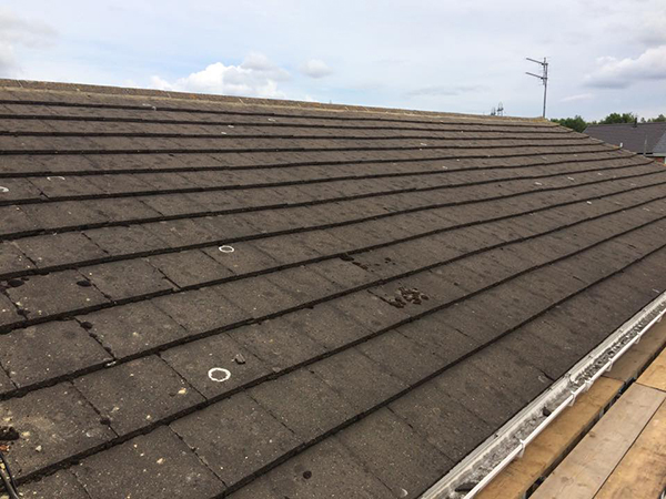Roof fitting North East