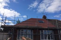 New Tiled Roof – Sunderland