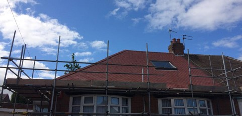 New Tiled Roof – Sunderland