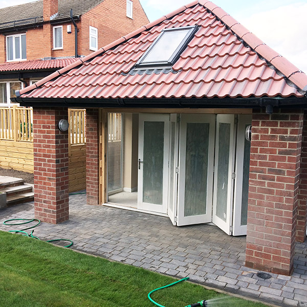 Summer house extensions Sunderland