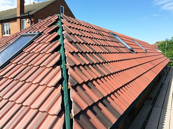 Roof tiling Sunderland