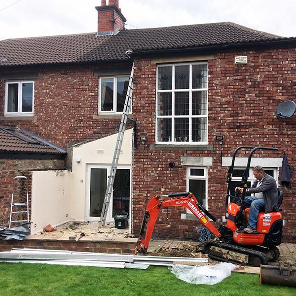 Building Extensions Durham