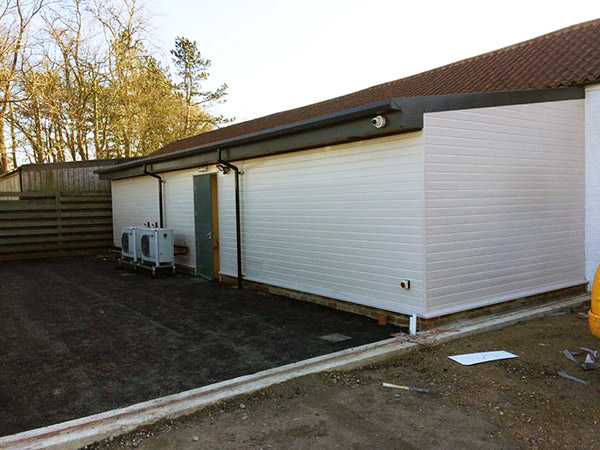 Store room extensions North East