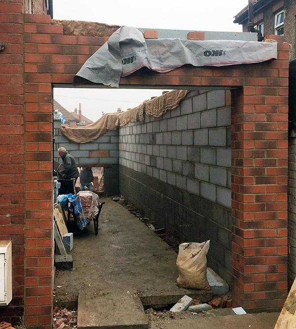 Extensions Sunderland