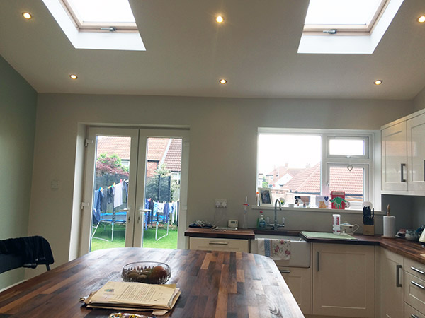 Kitchen Extensions Sunderland