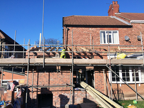 House Extension Sunderland