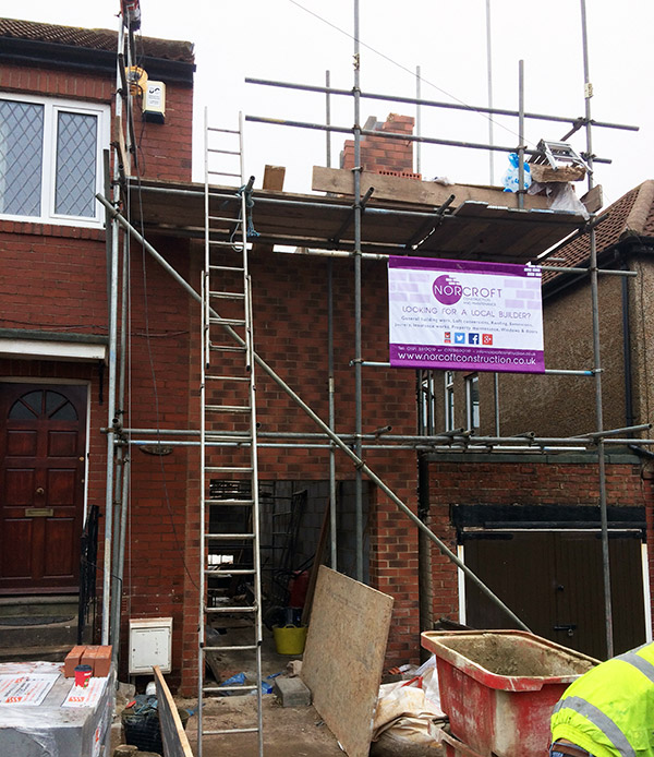 Building Extensions Sunderland