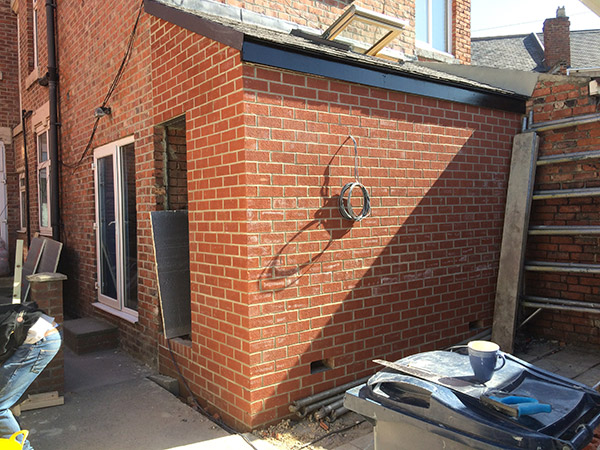 Building Extensions North East